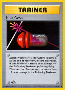 PlusPower (BS 84)