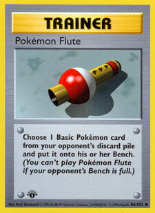 Pokémon Flute (BS 86)