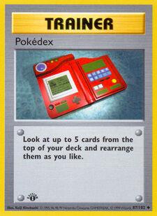 Pokédex (BS 87)