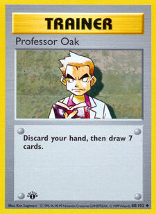 Professor Oak (BS 88)