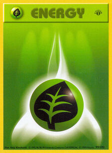 Grass Energy (BS 99)