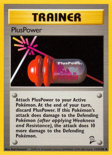 PlusPower (BS2 113)