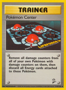 Pokémon Center (BS2 114)
