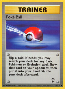 Poké Ball (BS2 121)