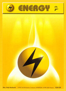 Lightning Energy (BS2 128)