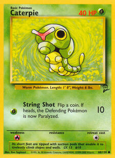 Caterpie (BS2 68)