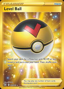 Level Ball (BST 181)