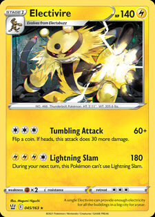 Electivire (BST 45)