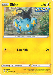 Shinx (BST 46)