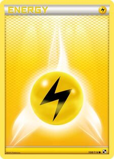 Lightning Energy (BLW 108)