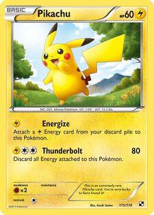 Pikachu (BLW 115)