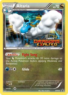 Altaria (BLWP BW48)