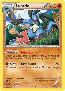 Lucario (BLWP BW85)