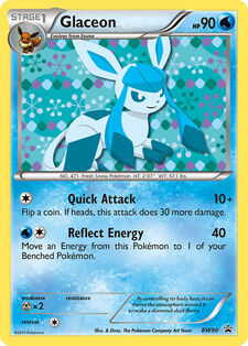 Glaceon (BLWP BW90)