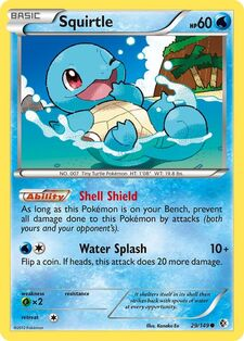 Squirtle (BCR 29)