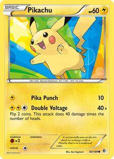 Pikachu (BCR 50)