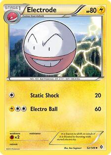 Electrode (BCR 52)