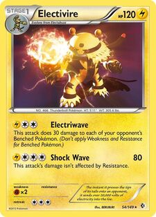 Electivire (BCR 54)