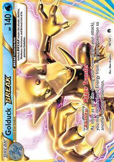 Golduck BREAK (BKP 18)