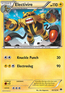 Electivire (BKP 43)