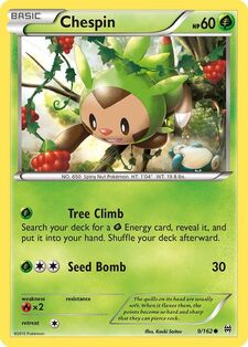 Chespin (BKT 9)