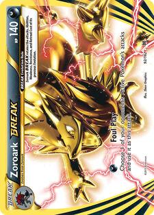 Zoroark BREAK (BKT 92)