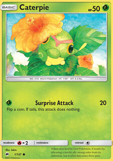 Caterpie (BUS 1)