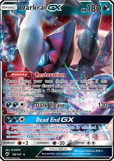 Darkrai-GX (BUS 88)
