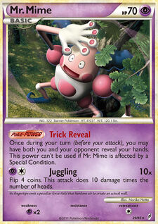 Mr. Mime (CL 29)