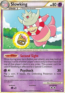 Slowking (CL 32)