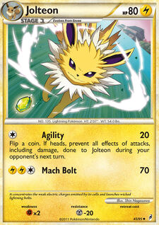 Jolteon (CL 45)