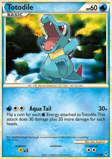 Totodile (CL 74)