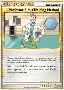 Professor Elm's Training Method (CL 82)
