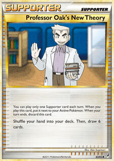 Professor Oak's New Theory (CL 83)