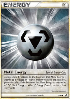 Metal Energy (CL 87)