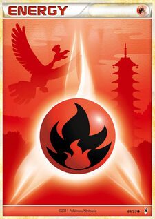 Fire Energy (CL 89)