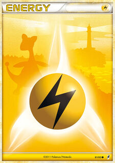 Lightning Energy (CL 91)