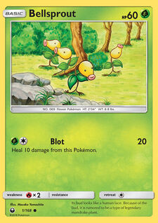 Bellsprout (CLS 1)