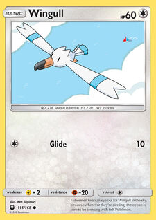Wingull (CLS 111)