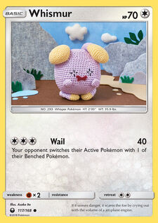 Whismur (CLS 117)