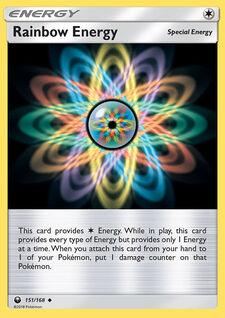 Rainbow Energy (CLS 151)