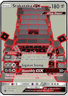 Stakataka-GX (CLS 159)