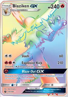 Blaziken-GX (CLS 170)