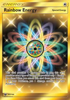 Rainbow Energy (CLS 183)