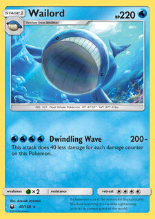 Wailord (CLS 40)