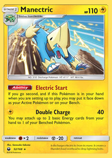 Manectric (CLS 52)