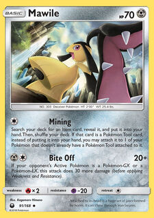 Mawile (CLS 91)