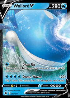 Wailord V (CPA 13)