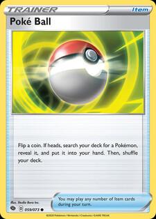 Poké Ball (CPA 59)