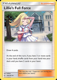 Lillie's Full Force (CEC 196)